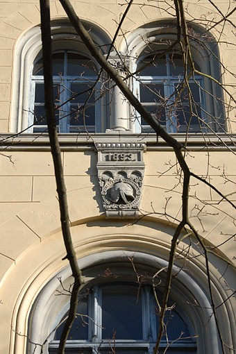 Ehem. preussische Kriegsschule (Foto: Detlef René Spanka)