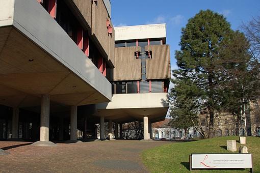 Gottfried-Wilhelm-Leibniz-Bibliothek (Foto: Detlef René Spanka)