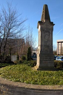 Schrader Denkmal (Foto: Detlef René Spanka)