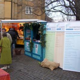 Bio-Weihnachtsmarkt