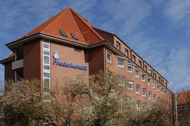 Ev. Krankenhaus Friederikenstift (Foto: Detlef René Spanka)