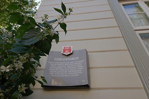 Ehemaliger Fürstenhof (Foto: Detlef René Spanka)