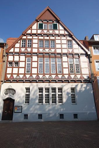 Gemeindehaus der Neustädter Kirche (Foto: Detlef René Spanka)