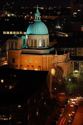 Röm. kath. Probsteikirche St. Clemens (Foto: Detlef René Spanka)