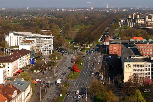 Königsworther Platz (Foto: Detlef René Spanka)