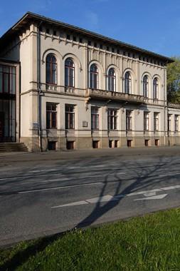 Ehem. Villa Simon (Foto: Detlef René Spanka)