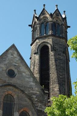 Ev. reformierte Kirche (Foto: Detlef René Spanka)