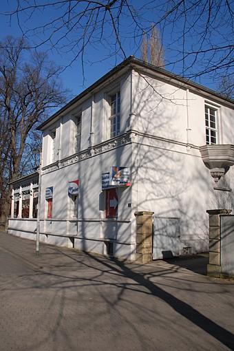 Atelier und Wohnhaus des Hofmalers Kaulbach (Foto: Detlef René Spanka)