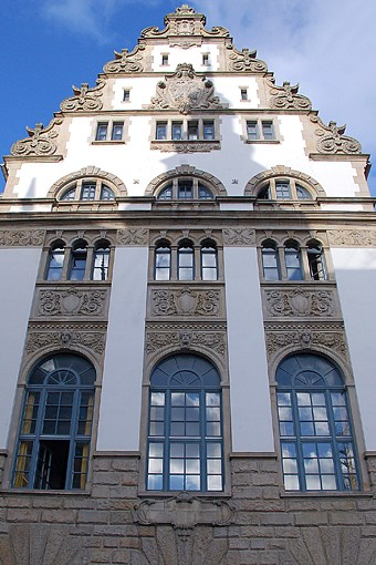 Ehem. Oberzolldirektion Hardenbergstraße (Foto: Detlef René Spanka)
