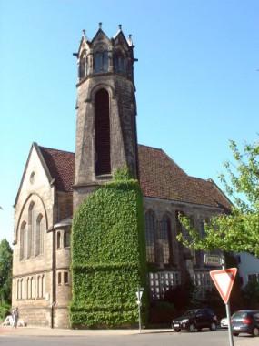 Ev. reformierte Kirche