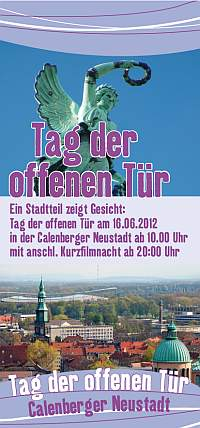 Tag der Offenen Tür in der Calenberger Neustadt