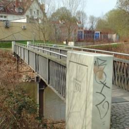 Brücke an der Roneburg