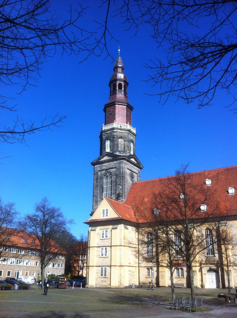 Neustädter Kirche