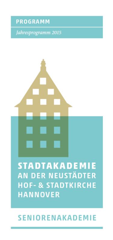 Jahresprogramm 2015 der Stadtakademie