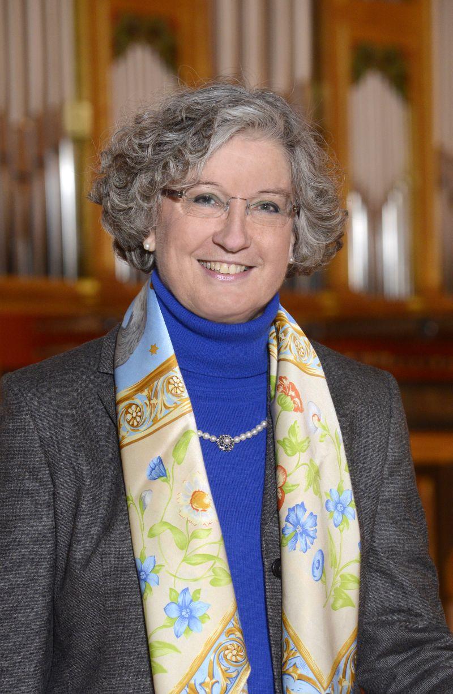 Frau Dr. Spieckermann (© Sprengel Hannover - Foto: Dethard Hilbig)