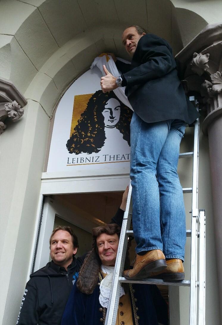 Eröffnung des Leibniz Theaters