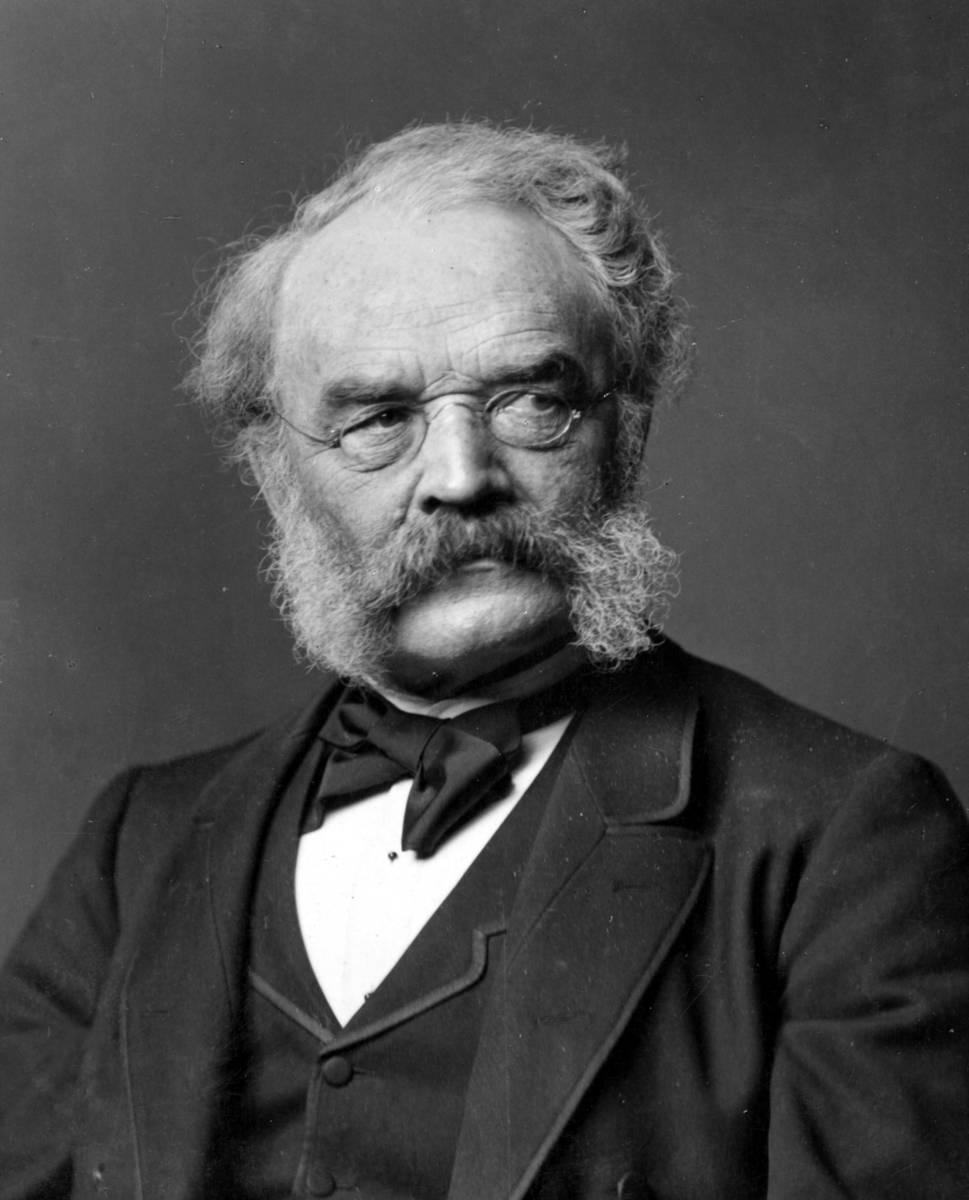 Werner von Siemens, ca. 1885 (Bild: Siemens Corporate Archives)