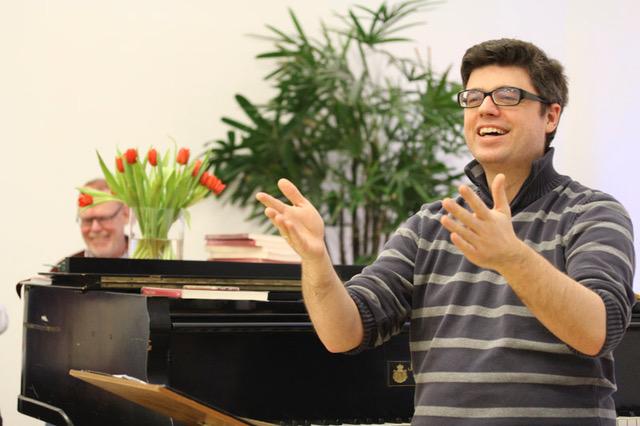 Chorleiter Nico Miller Regionalkantor