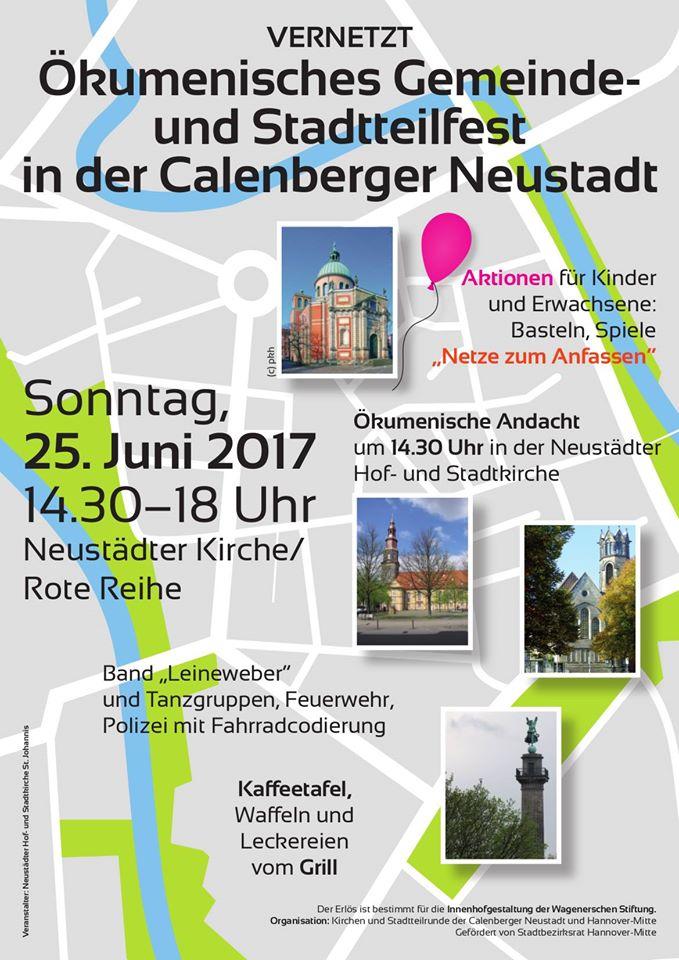 Ökumenisches Gemeinde- und Stadtteilfestfest