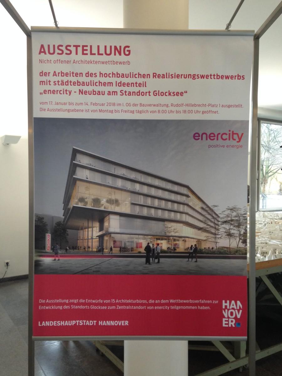 Ausstellung in der Bauverwaltung