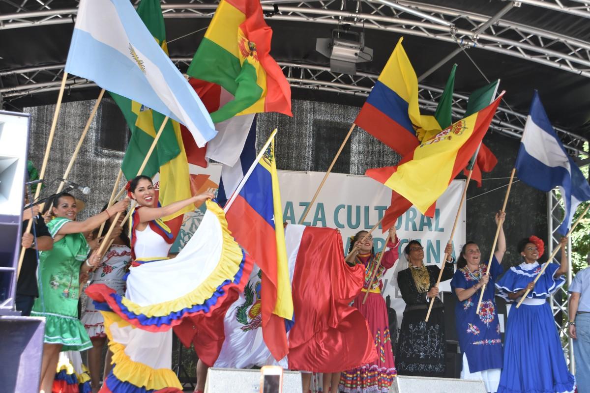 VII. Plaza Cultural Iberoamericana